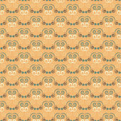 Seamless tileable background pattern — Stock Vector