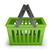 корзина для покупок — Стоковое фото