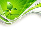 Umwelt vektor-konzept. eps10 — Stockvektor