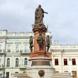 Catherine the Great monument, Odessa, Ukraine — Stock Photo