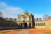 Zwinger Palace in Dresden, Germany — Stockfoto