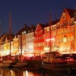Nyhavn, Copenhagen, Denmark — Stock Photo #13539159