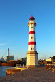 Lighthouse in Malmo — Stock Photo