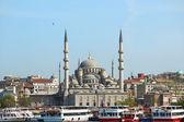 Nouvelle Turquie, istanbul, la mosquée — Photo