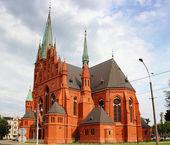 St. Catherine Church, Torun — Stock Photo