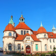 Balneology Building in Sopot, Poland - Stock Photo