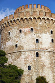 White tower, Thessaloniki, Greece — Stock Photo