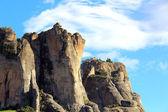 米特奥拉岩石和寺院中 greace — 图库照片