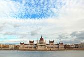 Budova parlamentu, budapešť — Stock fotografie