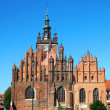 St. Catherine's Church, Gdansk — Stock Photo