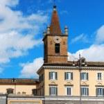 Basilica of Santa Maria del Popolo, Rome, Italy — Stock Photo #25245663