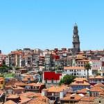 Old Porto view, Portugal — Stock Photo