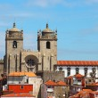 Porto Cathedral, Portugal — Stock Photo