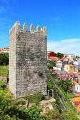 Muralhas Fernandinas, Porto, Portugal — Stock Photo