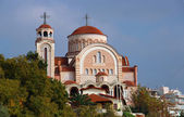Church of St. Ioannis Rossos, Thessaloniki, Greece — Stock Photo