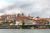 Cidade velha de porto, portugal — Fotografia Stock