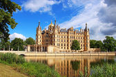 Schwerin Castle, Germany — Stock Photo