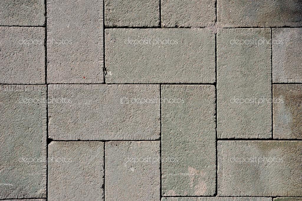 Sendero de baldosas de cemento foto de stock 14814475 depositphotos - Baldosas de cemento ...