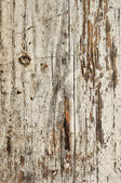 Obsolete painted wood — Stock Photo