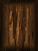 Grunge wooden planks — Stock Photo