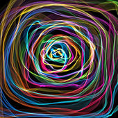 Abstract spiral — Stock Photo