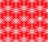 Holiday ornamental seamless pattern — Stock Vector