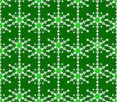 Holiday ornamental seamless pattern — Stock Vector