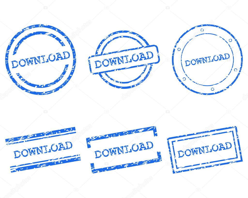 Download stamps — Stock Vector #12816324