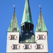 Tower in Straubing, Bavaria — Stock Photo