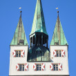 Stock Photo: Tower in Straubing, Bavaria
