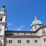 Salzburg Cathedral — Stock Photo