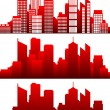 City skyline — Stock Vector #33240759