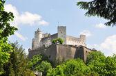 Festung Hohensalzburg in Salzburg — Stock Photo