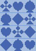 2. Crochet. — Stock Vector