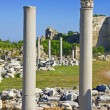 Turkey. Side. Ruins — Stock Photo