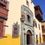 Spain. Gran Canaria island. Las Palmas de Gran Canaria. Columbus — Stock Photo #39688553