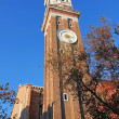 Stock Photo: Italy. Venice. Chiesdei Santi Apostoli church