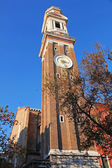 Italy. Venice. Chiesa dei Santi Apostoli church — Stock Photo