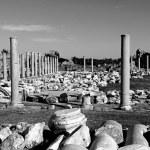 Antique ruins, Turkey — Stock Photo