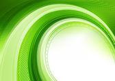 Zelené pozadí — Stock vektor