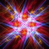 Vivid fractal — Stock Photo