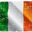 Irish flag — Image vectorielle