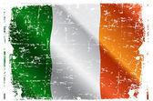 Irish flag — Stock Vector