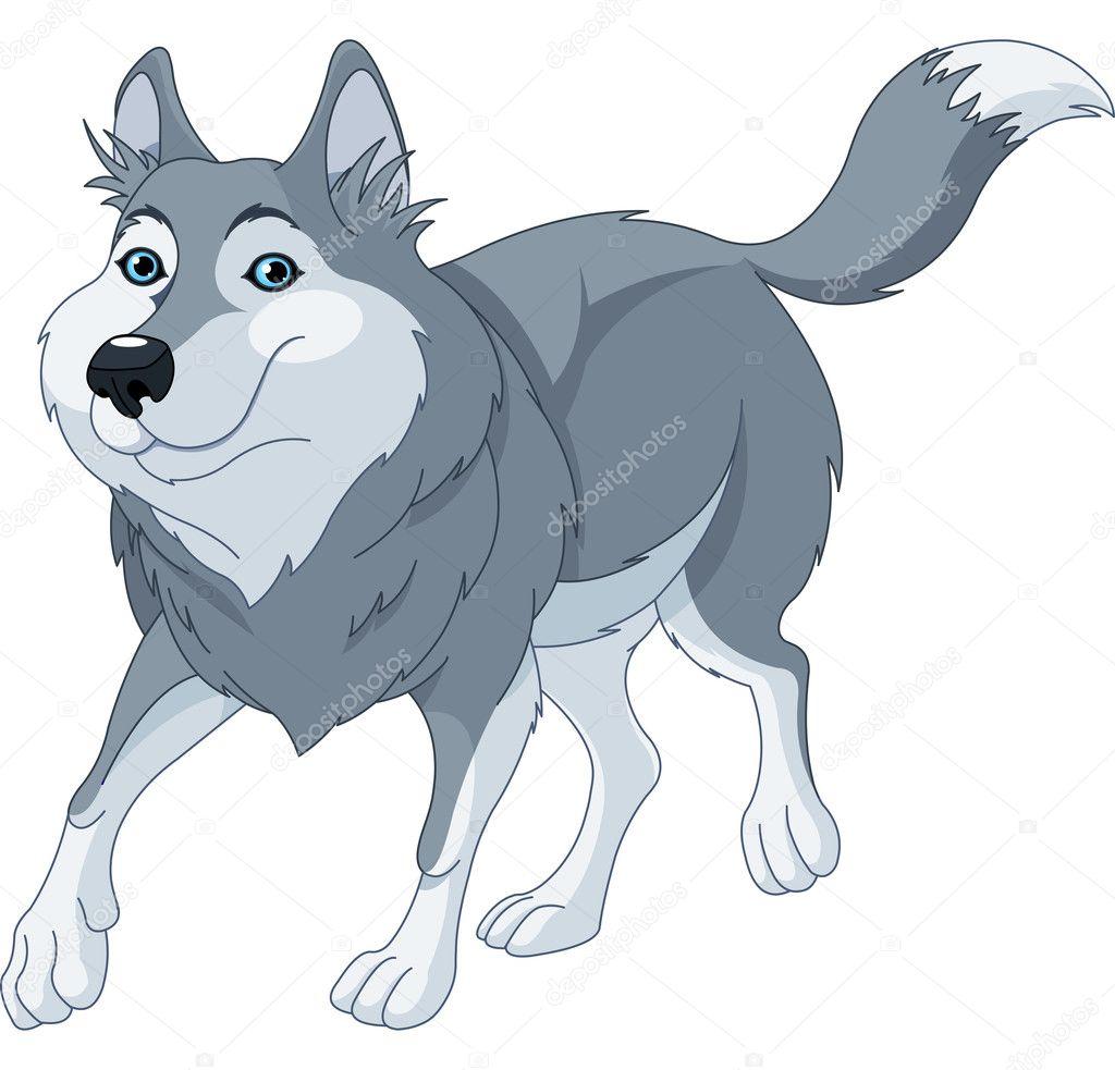 Рассказ о волке детям - Детский час 71