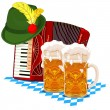 Stock Vector: Oktoberfest design