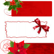 Christmas banners — Stock Vector #32034937
