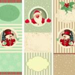 Christmas Banner Set — Stock Vector #34340815