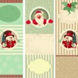 Christmas Banner Set — Stock Vector #34340815