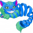 Disappearing Cheshire Cat — Stock Vector #38683031