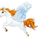 Pegasus — Stock Vector